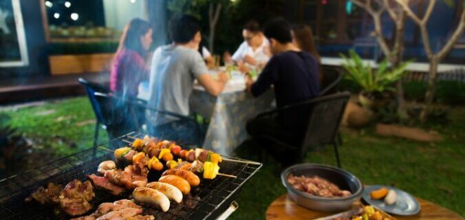 Barbecue moderne pour ses grillades
